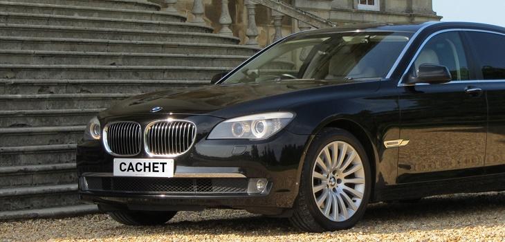 BMW 7 Series Long Wheelbase